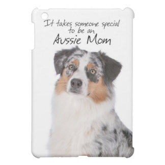 Aussie Mom iPad Case