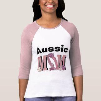 Aussie MOM T Shirt