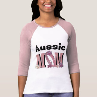 Aussie MOM Tee Shirts