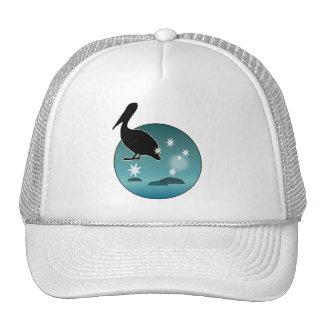 Aussie Pelican Cap Trucker Hat