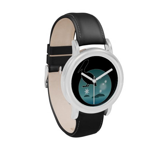 Aussie Pelican Icon Kids Stainless Steel Watch