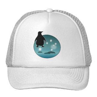 Aussie Penguin Cap Trucker Hats
