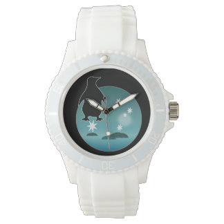 Aussie Penguin Icon Sporty Watch