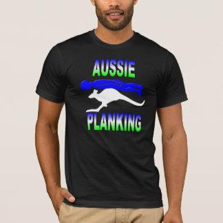 AUSSIE PLANKING T-Shirt