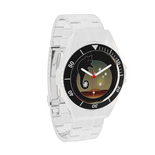 Aussie Possum Icon Classic Stainless Steel Watch