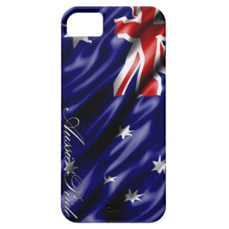 Aussie Pride  iPhone 5/5S, Barely There iPhone SE/5/5s Case