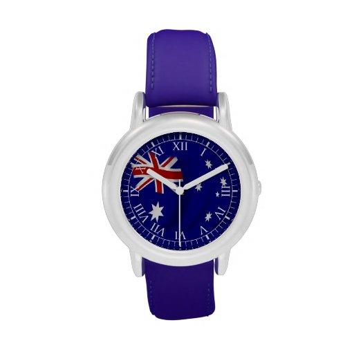 Aussie Pride Wrist Watches
