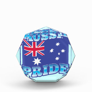 AUSSIE PRIDE with an Australian Flag Awards