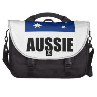 Aussie satchel laptop shoulder bag