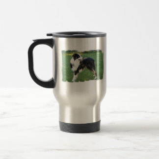Aussie Shepherd  Travel Mug