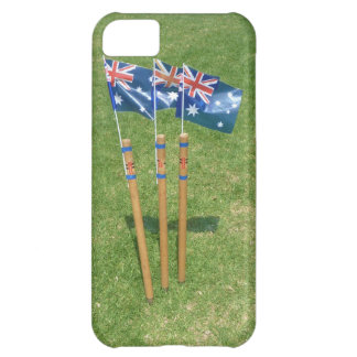 aussie stumps iPhone 5C case