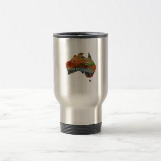 Aussie Time Travel Mug