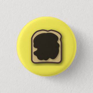 Aussie Yeast Extract on Toast Pinback Button