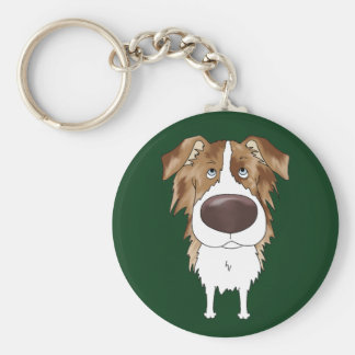 Aussies - Big Nose and Butt Key Chains