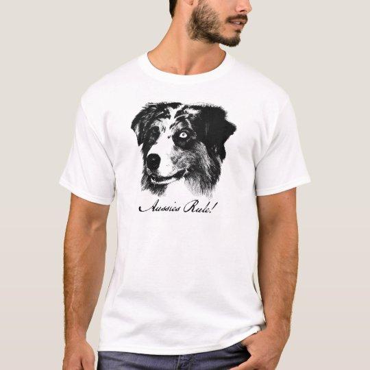 Aussies Rule T-Shirt