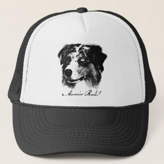 Aussies Rule Trucker Hat