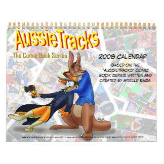 AussieTracks 2008 Calendar