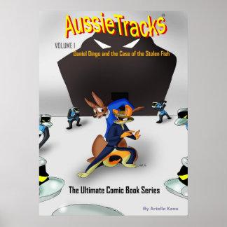 AussieTracks Volume 1 Poster