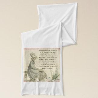 Austen Book Lovers Scarf