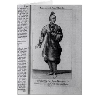 Austenaco, Great Warrior Card