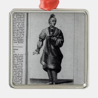 Austenaco, Great Warrior Metal Ornament