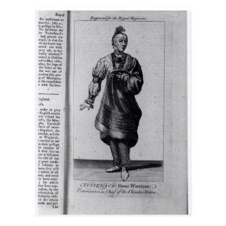 Austenaco, Great Warrior Postcard