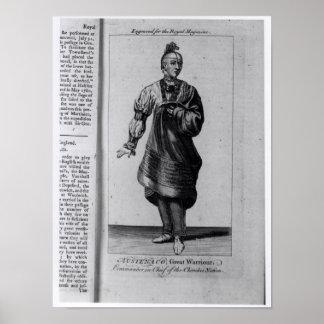Austenaco, Great Warrior Poster