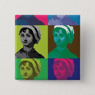 AustenPop -- Jane Austen style Button