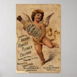 Austen's Forest Flower-1908 Posters