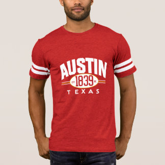 AUSTIN 1839 TEXAS CITY INCORPORATED TEE