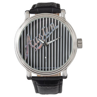 Austin 1 Watch & Numeral Options