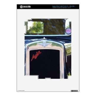 Austin A7 Radiator Grille iPad 3 Skins