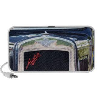Austin A7 Radiator Grille iPod Speaker