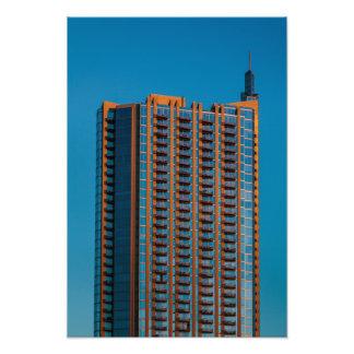 Austin Apartments Photo Print