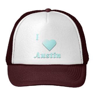 Austin -- Azul claro Gorras De Camionero