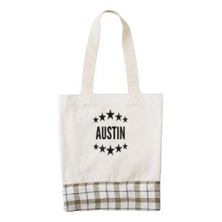 Austin Bolsa Tote Zazzle HEART