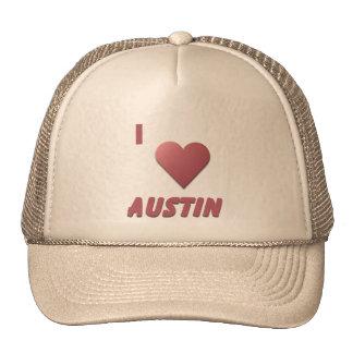 Austin -- Borgoña Gorros Bordados