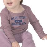 Austin - caballos salvajes - High School Camiseta