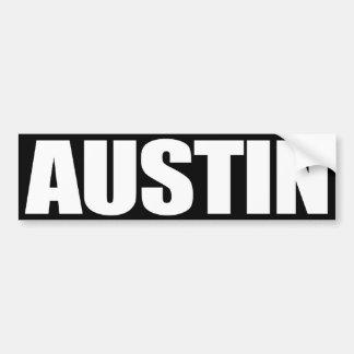 Austin Pegatina Para Coche