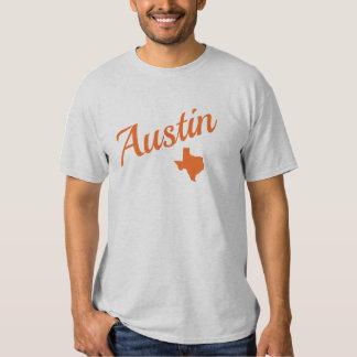 Austin, camiseta de TX Polera