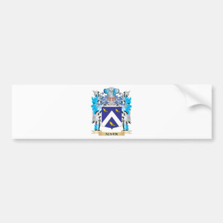 Austin Coat Of Arms Car Bumper Sticker