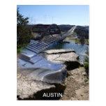 Austin Guitar Bridge Postcard