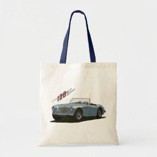 Austin Healey 100 Tote Bag