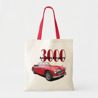 Austin Healey 3000 Bolsa Tela Barata