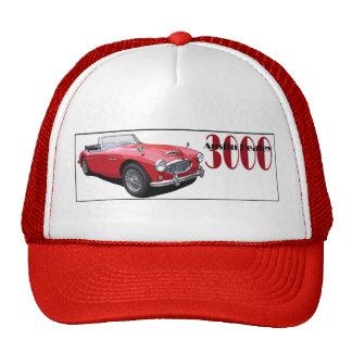 Austin Healey 3000 Gorra