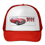 Austin Healey 3000 Gorros