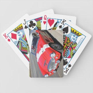 Austin Healey 3000 Mark 111 Deck Of Cards
