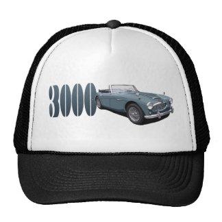Austin Healey 3000 Mesh Hat