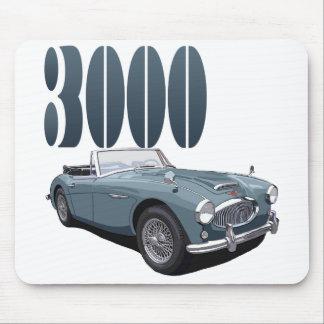 Austin Healey 3000 Mouse Pad