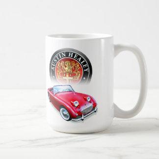 Austin Healey Bugeye sprite Classic White Coffee Mug